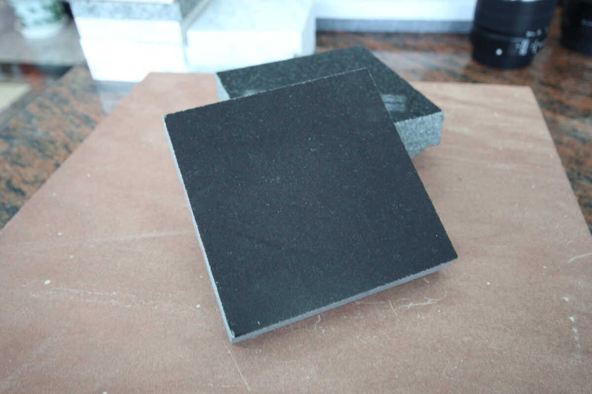 หินแกรนิตดำจีน China Black